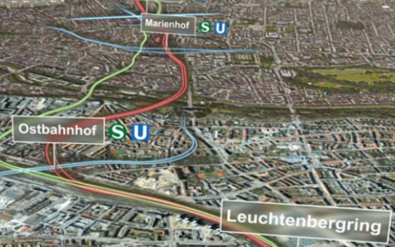 2. S-Bahn-Stammstrecke München