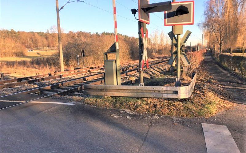 Bahnübergänge MA – AL