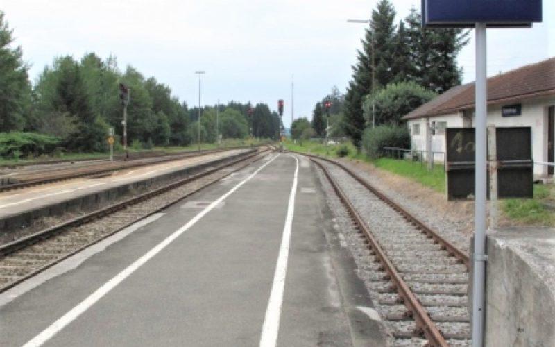 ABS 48 – Türkheim Bahnhof
