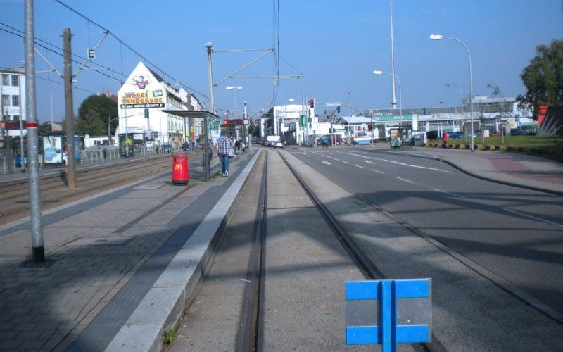 Stadtbahnausbau Neuscheidt