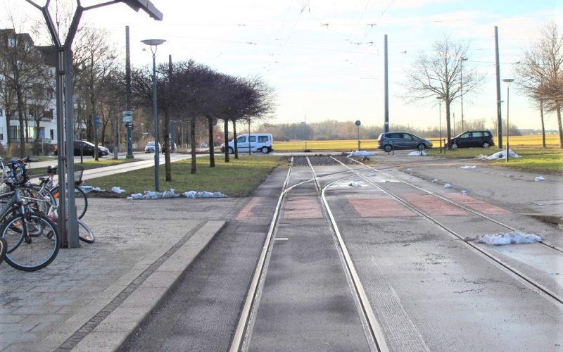 Linie 3 Verlängerung nach Königsbrunn