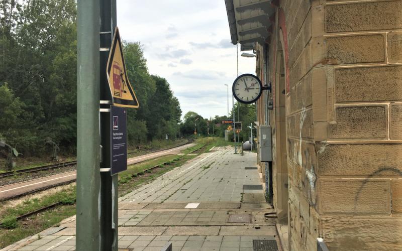 ESTW Westfrankenbahn